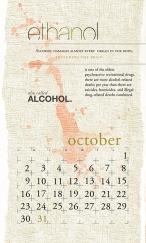 side effects calendar • ethanol [october]