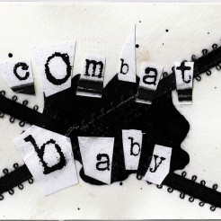 """combat baby"" is a song by a canadian indie rock group called metric."