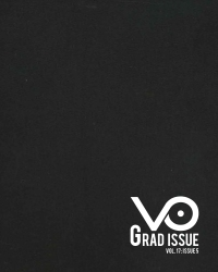 VO's 2011 Grad Issue - Cover