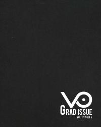 VO's 2011 Grad Issue - Cover