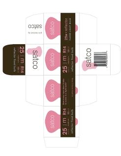 satco lightbulb package design 2