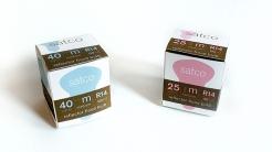 satco lightbulb packaging