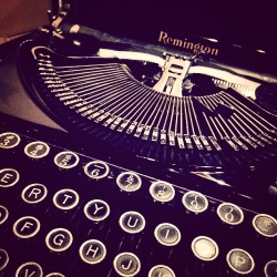 click for typewriter creations!
