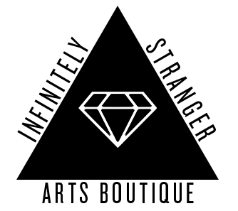 infinitely stranger arts boutique | on Etsy